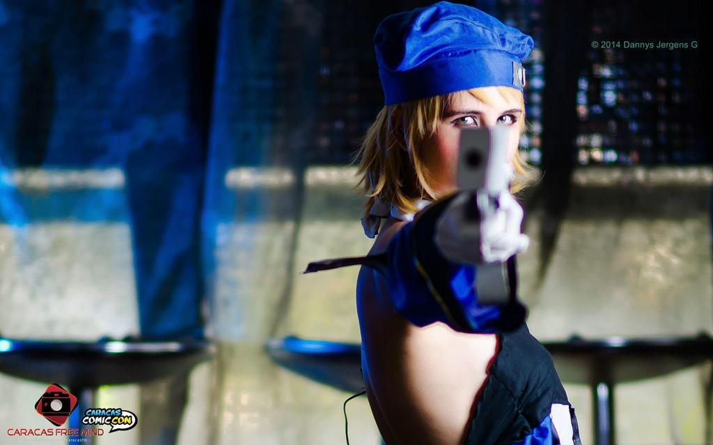 Noel Vermillion - Blazblue: Calamity Trigger- by HanaKiyoha