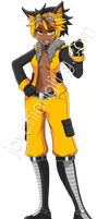 Vix (or Nix) by jcling