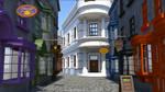 Diagon Alley (Harry Potter Visual Novel)