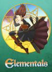 Hana the Fire Elemental