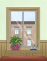 Windowsill by jcling