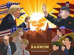 Donald Trump vs Kim Jong Un