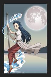 The Moon Spirit