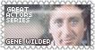 Gene Wilder stamp by MonicaYar
