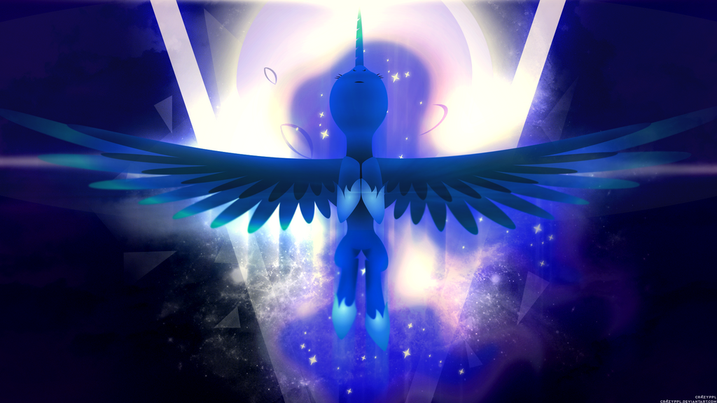 Flying High in the Night Sky by Cr4zyPPL