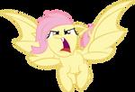 Flutterbat Flying Vector