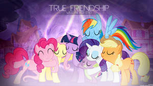 True Friendship by ImLaddi