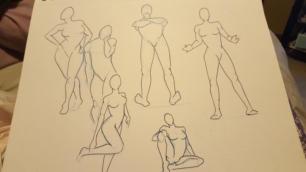 Sketch Dump by SmexyHajiSan