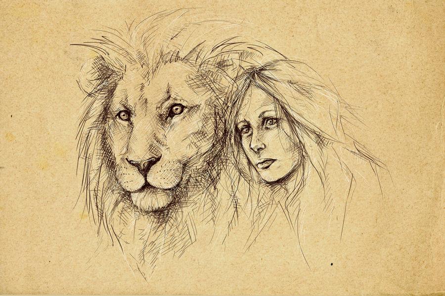 my dear lion