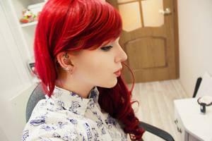 red pixy by Ann-Rentgen