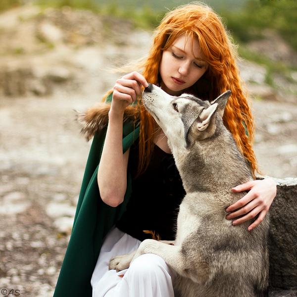 Varulven by Ann-Rentgen