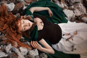 Falling by Ann-Rentgen