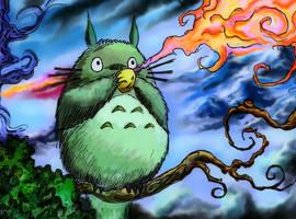 My Neighbour Totoro by EpicLoop
