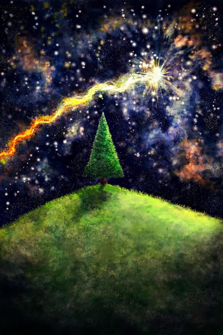 Christmas Star by EpicLoop