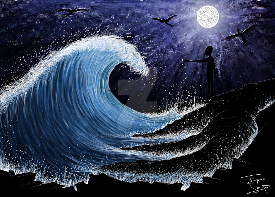 Wave after wave by EpicLoop