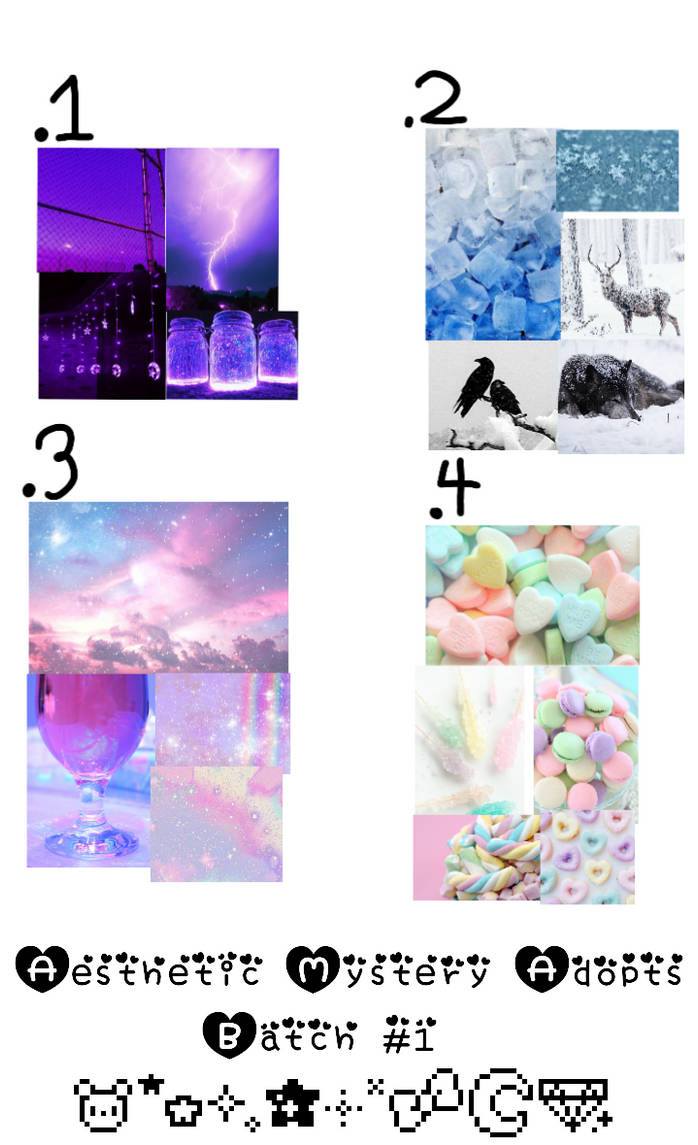 Free aesthetic mystery Adopts (CLOSED) by RKW2004 on DeviantArt