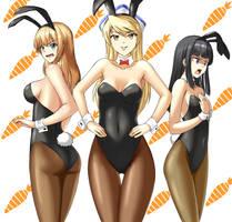 Bunny Girls!
