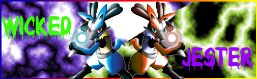 Lucario's Twin Attack by Vinz0rex