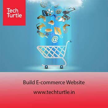 Ecommerce Website by techturtl