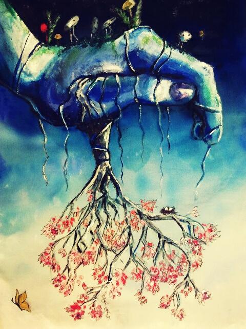Five Days Underwater by dreamerzee
