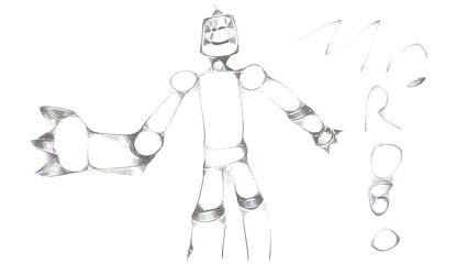 Hello! Human! by Mr-Ookami344