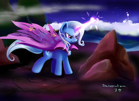 Trixie rage by Incinerater