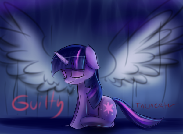 Speedpaint Guilty by Incinerater