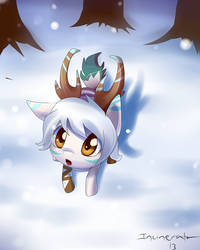 Winter by Incinerater