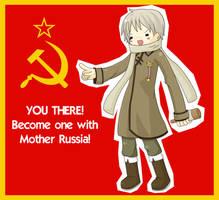 APH: Russia by Lindajing