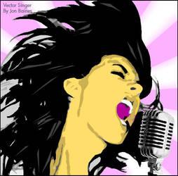 Vector Singer by XxX-SXE-XxX