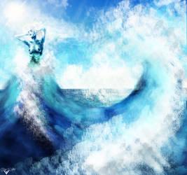 Sea Belle by Dosu--Kinuta