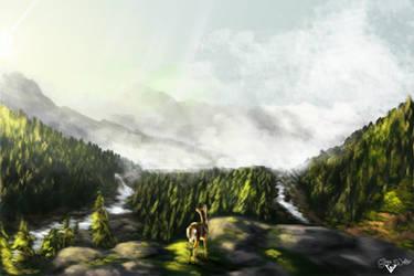 Run Right Down by Dosu--Kinuta