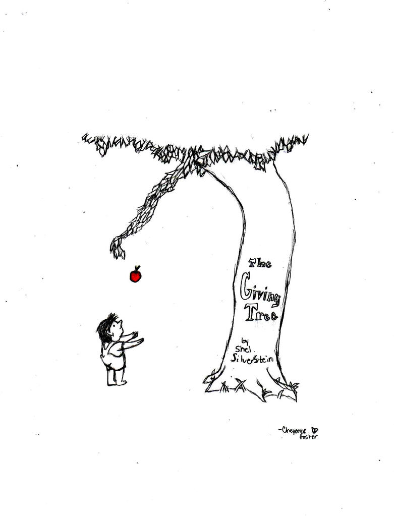 The Giving tree by ColourWheellThe Giving Tree Illustrations