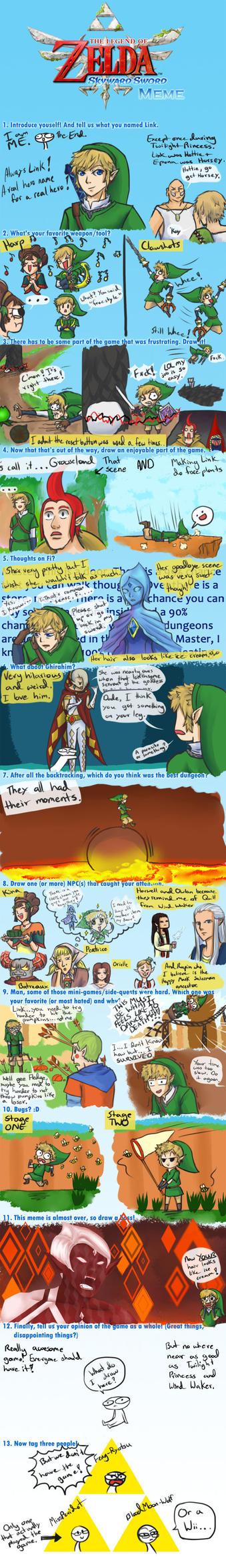 Skyward Sword Meme by GhostAlly