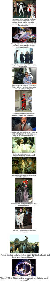 Star Wars Captioning Episode XV: The Last Captions