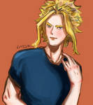 All Might !