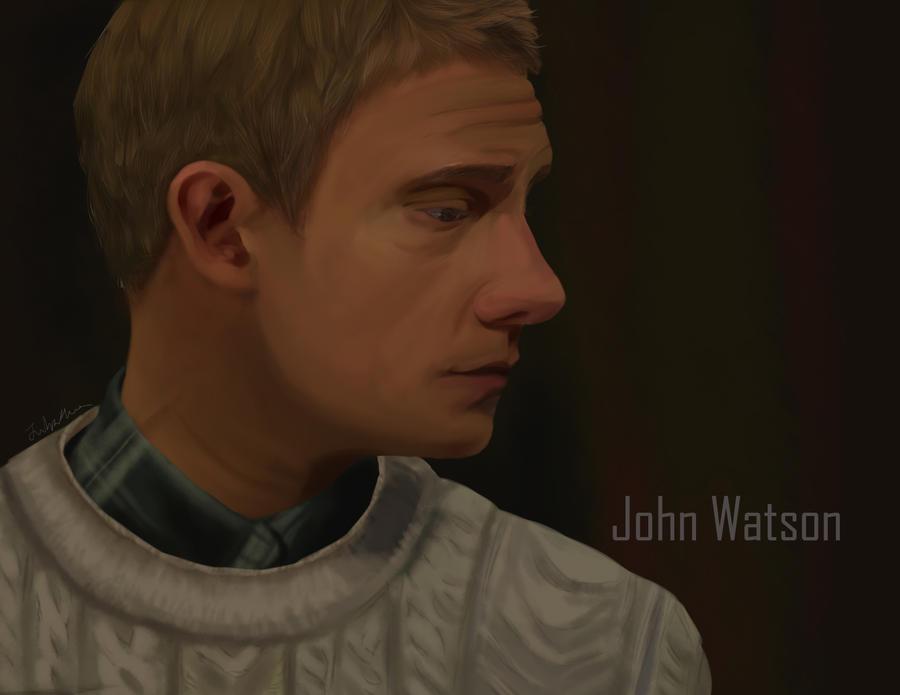 John Watson by teralilac