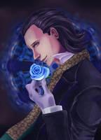 Loki: rose by teralilac