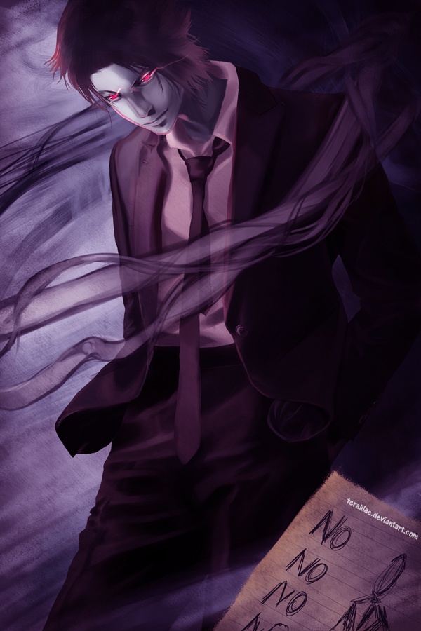 Slender by teralilac