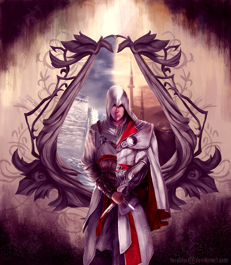 Assassin's Creed by teralilac