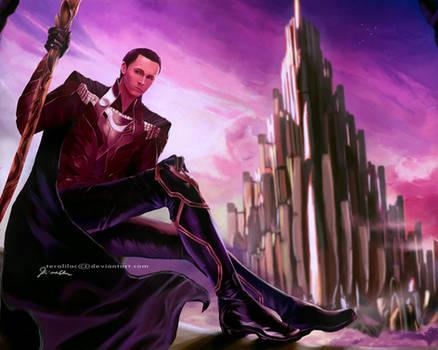 Loki: Prince of Asgard