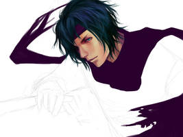 [WIP] Art trade by teralilac