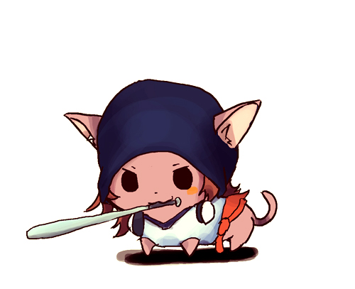 Misaki Yata by teralilac