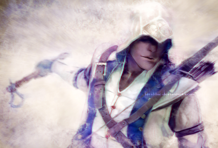 [AC3] Connor by teralilac