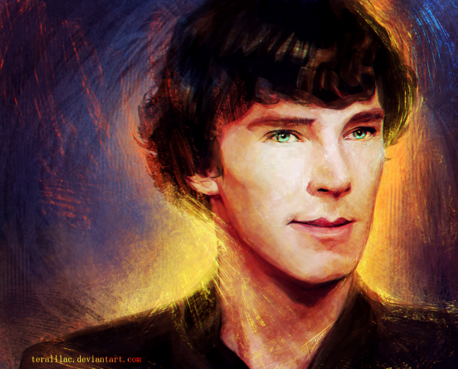 Sherlock by teralilac