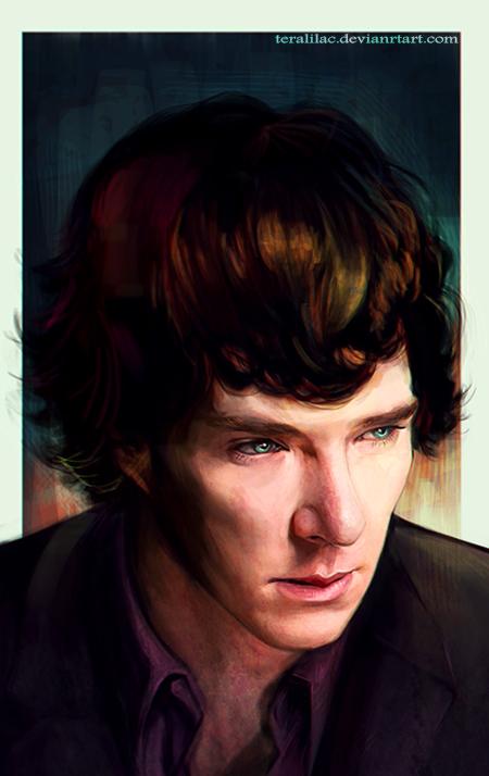 [Sherlock] by teralilac