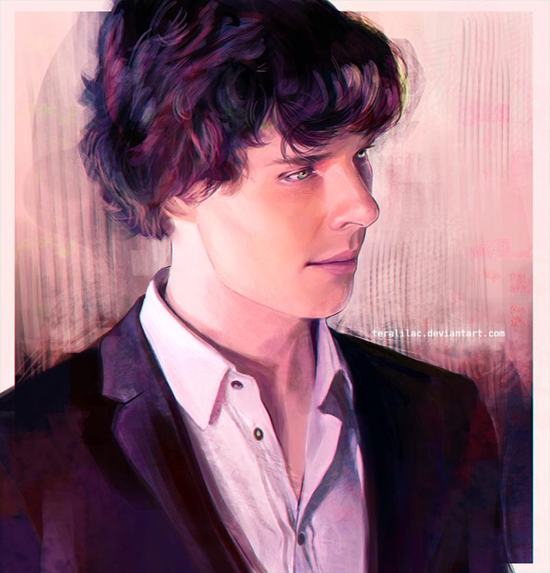 [Sherlock Holmes] by teralilac