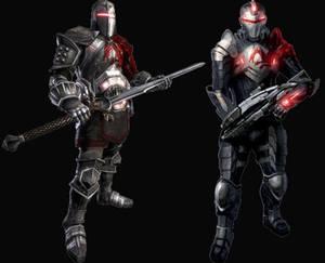 Blood Dragon Armour