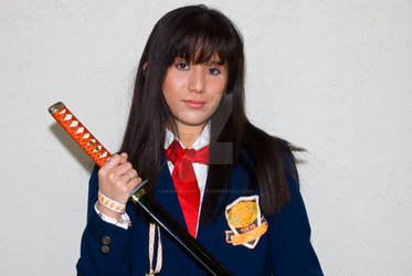 Gogo Yubari school girl