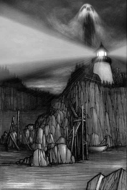 Welcome to Hopeless Maine by Tom Brown
